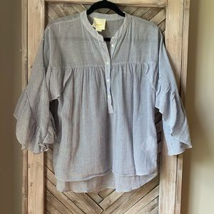 Maeve Anthropologie top